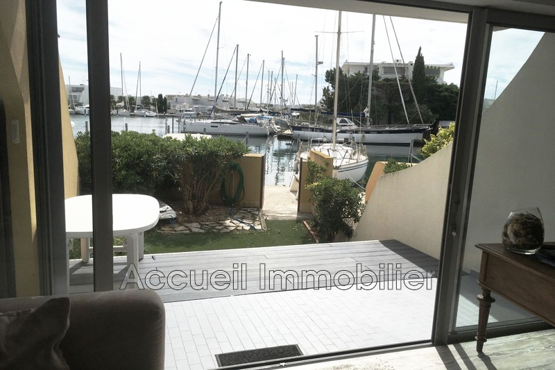 Photo Maison marina Port-Camargue Plage sud,   achat maison marina  1 chambre   47m²
