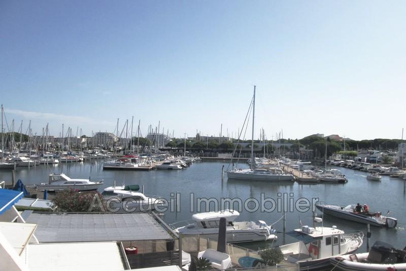 Photo Maison marina Port-Camargue Marina i,   achat maison marina  1 pièce   18m²