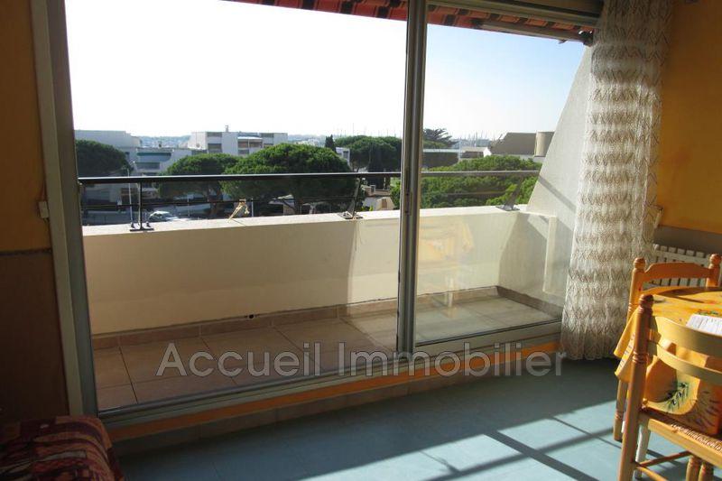 Photo Dernier étage Port-Camargue Plage nord,   achat dernier étage  1 pièce   19m²