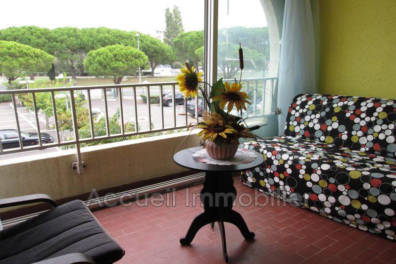 Photo Appartement Port-Camargue Plage nord,   achat appartement  1 pièce   21m²