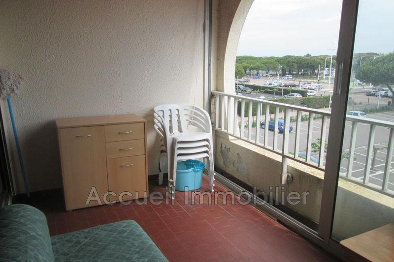 Photo Appartement Port-Camargue Plage nord,   achat appartement  1 pièce   22m²