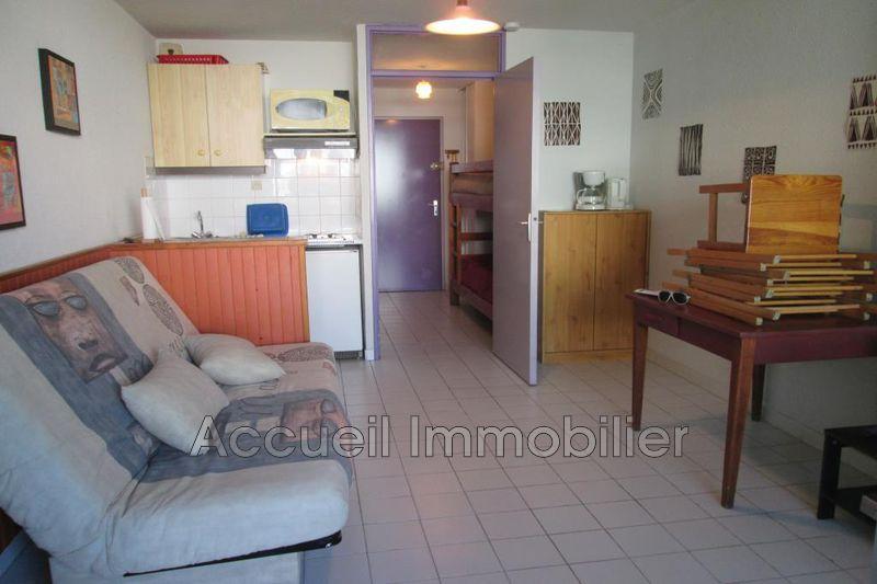 Photo n°2 - Vente Appartement studio Le Grau-du-Roi 30240 - 79 000 €