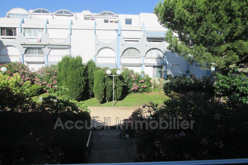 Photo n°1 - Vente Appartement idéal investisseur Le Grau-du-Roi 30240 - 73 500 €