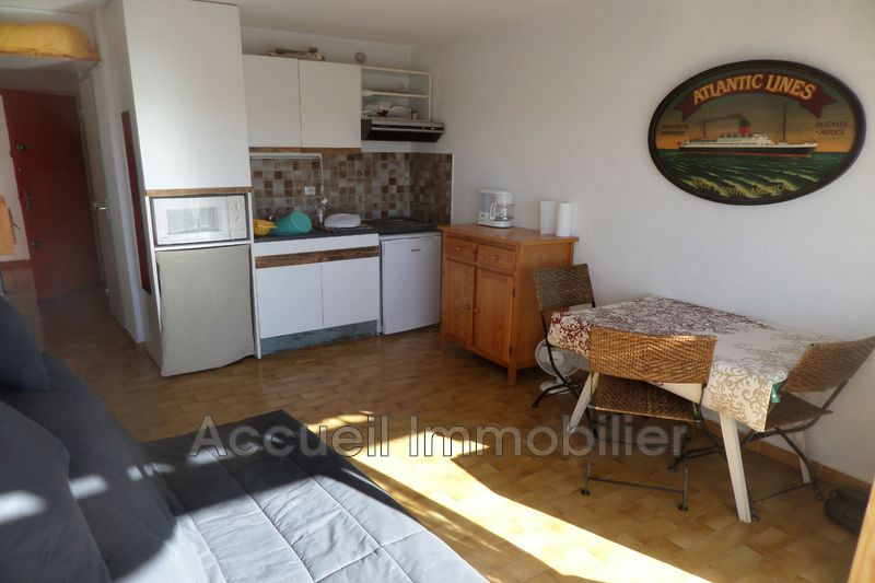 Photo n°1 - Vente appartement Le Grau-du-Roi 30240 - 79 000 €