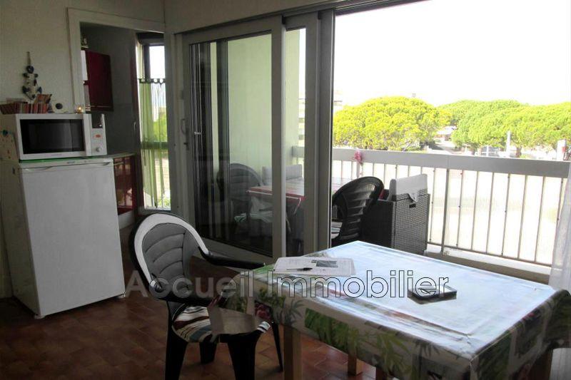 Photo Appartement Port-Camargue Plage nord,   achat appartement  2 pièces   27m²