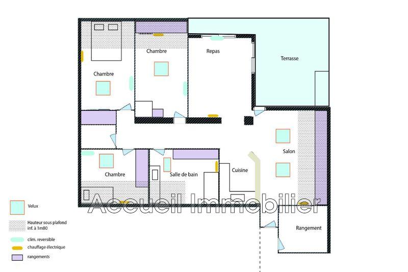 Photo n°13 - Vente appartement Le Grau-du-Roi 30240 - 255 000 €