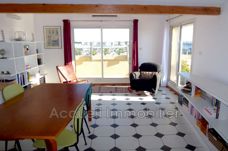 Photo n°4 - Vente appartement Le Grau-du-Roi 30240 - 255 000 €