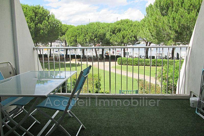 Photo Appartement de prestige Port-Camargue Plage sud,   achat appartement de prestige  1 pièce   27m²