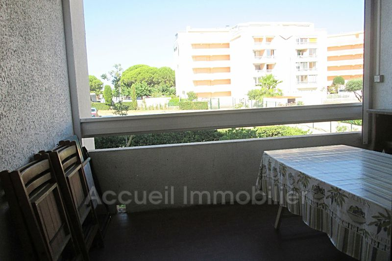 Photo n°1 - Vente Appartement traversant Le Grau-du-Roi 30240 - 79 000 €
