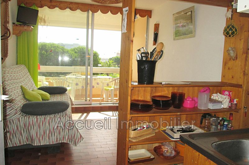 Photo n°7 - Vente Appartement traversant Le Grau-du-Roi 30240 - 77 000 €