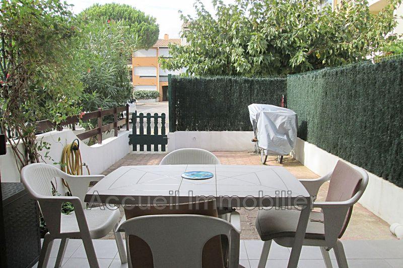 Photo Rez-de-jardin Le Grau-du-Roi Le boucanet,   achat rez-de-jardin  1 pièce   20m²