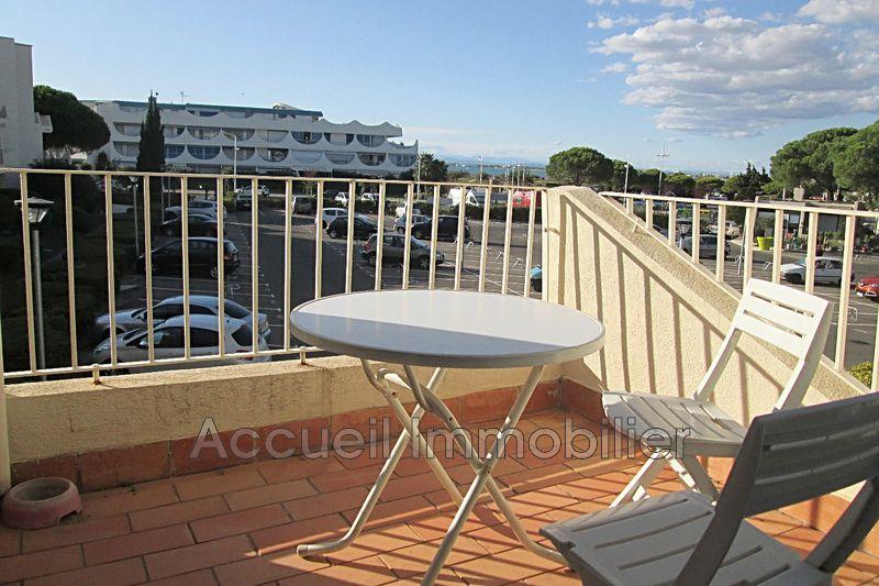 Photo Appartement Port-Camargue Plage nord,   achat appartement  2 pièces   45m²
