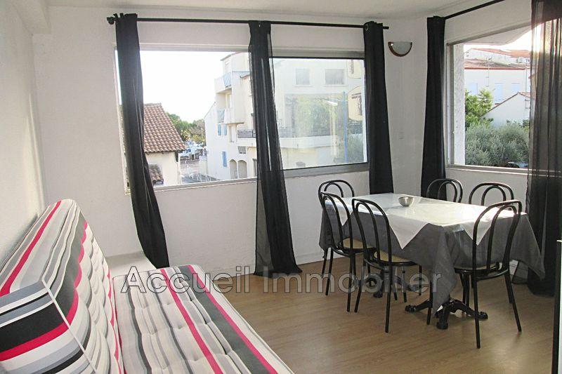 Photo Appartement Le Grau-du-Roi Rive droite,   achat appartement  2 pièces   34m²