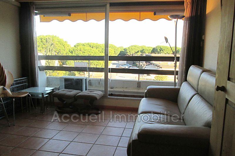 Photo Dernier étage Port-Camargue Escale plage,   achat dernier étage  1 pièce   20m²