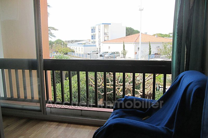 Photo Appartement Le Grau-du-Roi Le boucanet,   achat appartement  1 pièce   20m²