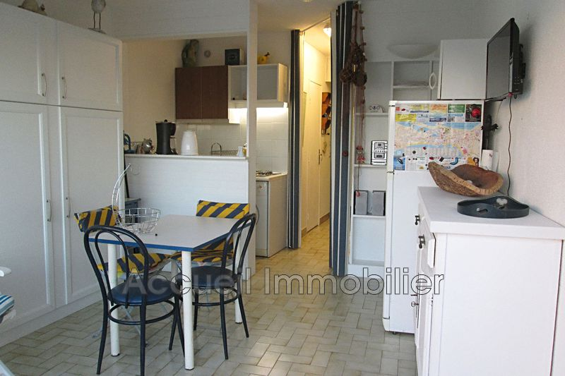 Photo n°2 - Vente Appartement dernier étage Port-Camargue 30240 - 123 000 €