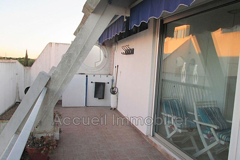 Photo Dernier étage Port-Camargue Plage sud,   achat dernier étage  1 pièce   20m²