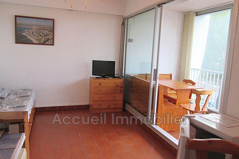 Photo Appartement Port-Camargue Plage sud,   achat appartement  1 pièce   22m²