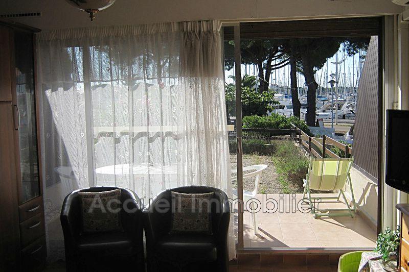Photo Rez-de-jardin Port-Camargue Plage nord,   achat rez-de-jardin  1 pièce   32m²