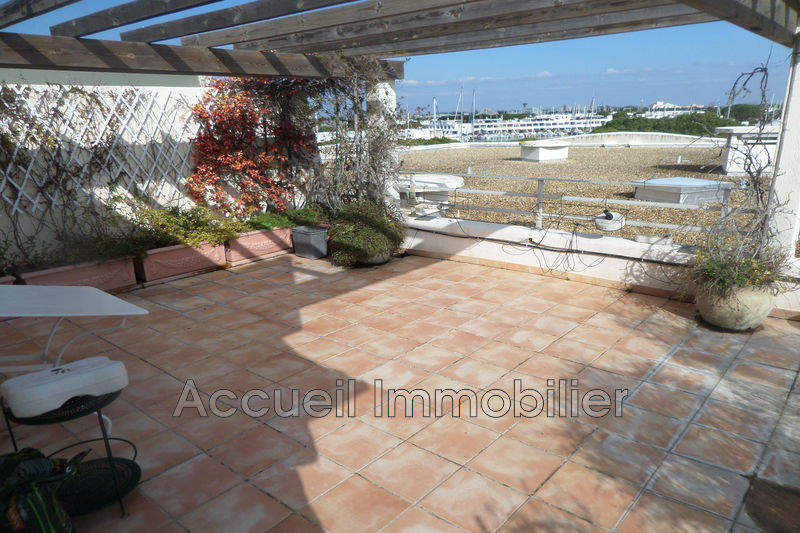 Photo Appartement Port-Camargue Port,   achat appartement