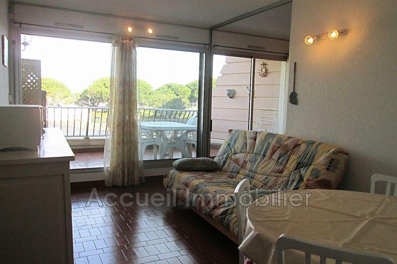 Photo Appartement Port-Camargue Plage sud,   achat appartement  2 pièces   36m²