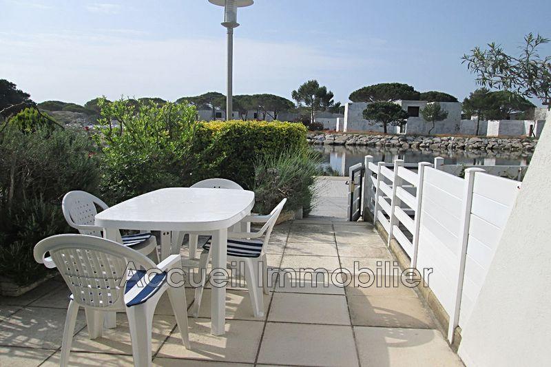Photo Rez-de-jardin Port-Camargue Plage sud,   achat rez-de-jardin  2 pièces   31m²