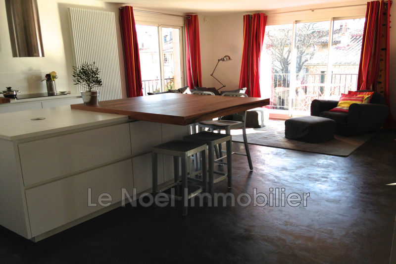 Photo Appartement Aix-en-Provence Centre-ville,  Location appartement  3 pièces   70 m²