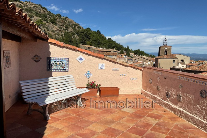 Photo Maison de village La Garde-Freinet  Location maison de village  3 chambres   80m²