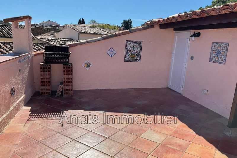 Photo n°2 - Location maison de village La Garde-Freinet 83680 - 990 €