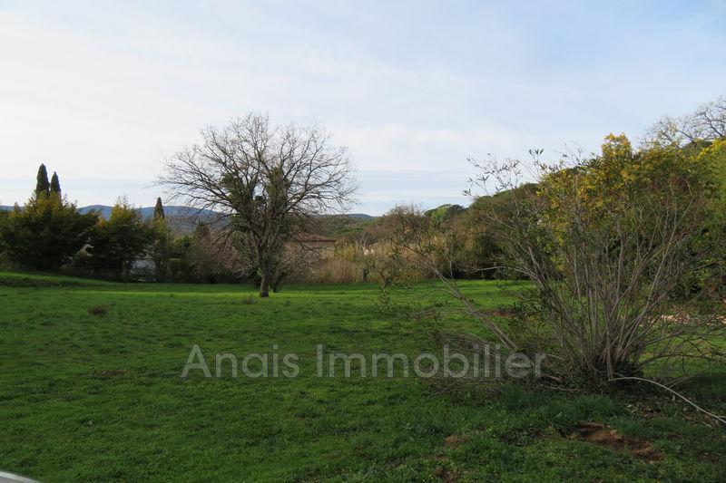 Photo Terrain avec maison Grimaud Village,   achat terrain avec maison   2900m²