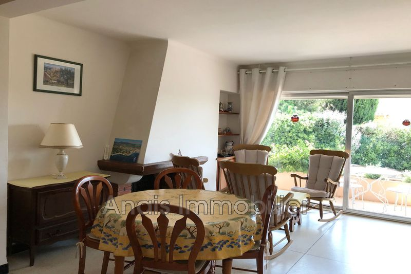 Photo Appartement Sainte-Maxime   achat appartement  3 pièces   60 m²