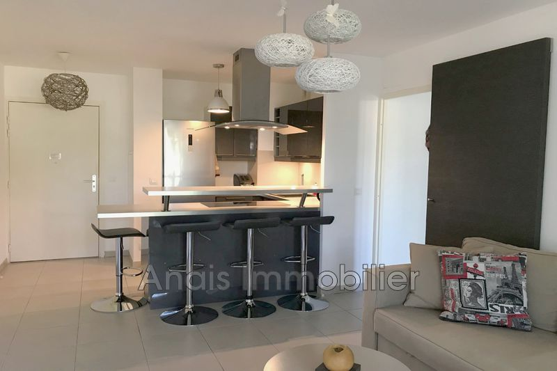 Photo Apartment Cogolin   to buy apartment  2 rooms   37 m²