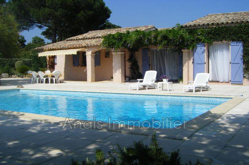 Photo Villa La Garde-Freinet   achat villa  3 chambres   140m²