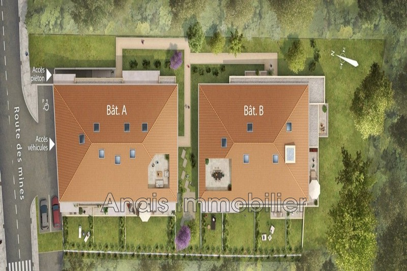Photo n°5 - Vente appartement Cogolin 83310 - 175 000 €