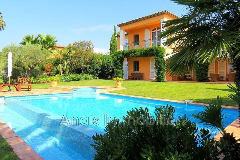 Photo Villa Grimaud Bord de mer,   achat villa  4 chambres   150m²