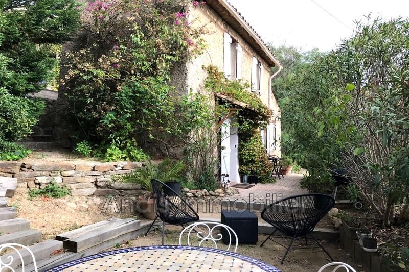 Photo Maison de hameau Le Plan-de-la-Tour   achat maison de hameau  1 chambre   40m²