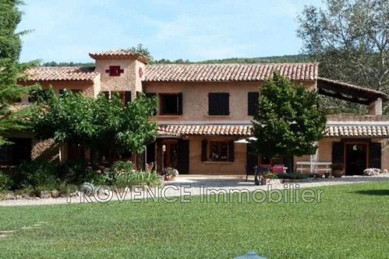Photo Villa provençale Villecroze   achat villa provençale  5 chambres   240m²