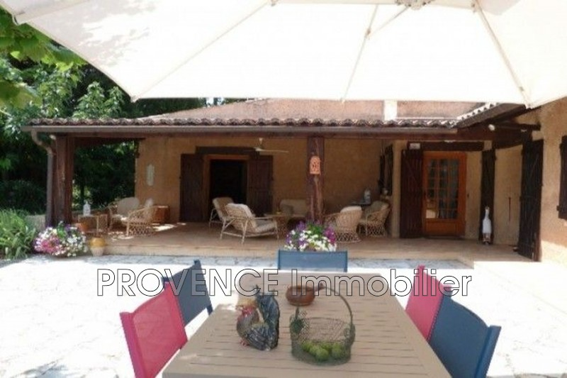 Photo n°9 - Vente Maison villa provençale Villecroze 83690 - 475 000 €