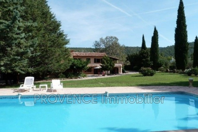 Photo n°3 - Vente Maison villa provençale Villecroze 83690 - 475 000 €