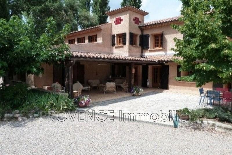 Photo n°2 - Vente Maison villa provençale Villecroze 83690 - 475 000 €