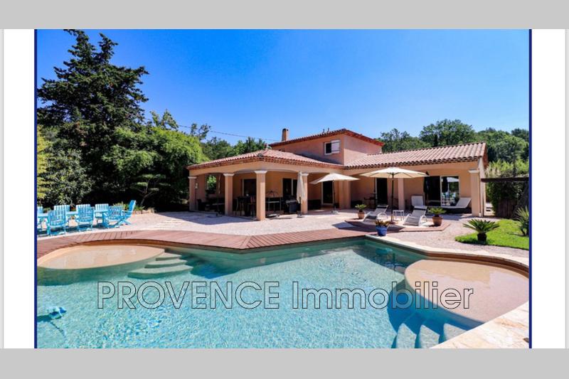 Photo Villa Flayosc   achat villa  4 chambres   163m²
