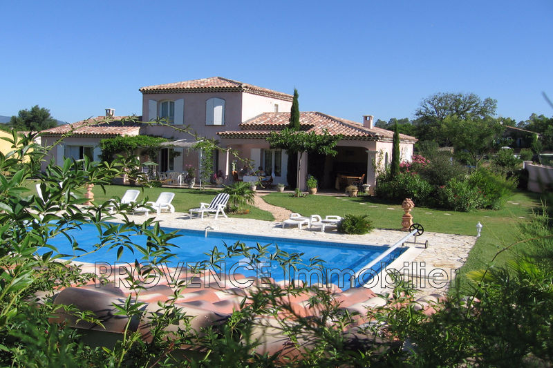 Photo Villa Carcès   achat villa  4 chambres   168m²