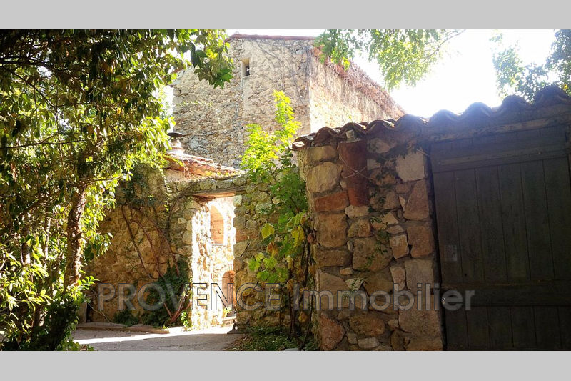 Photo Bastide Villecroze Village,   achat bastide  4 chambres   120 m²