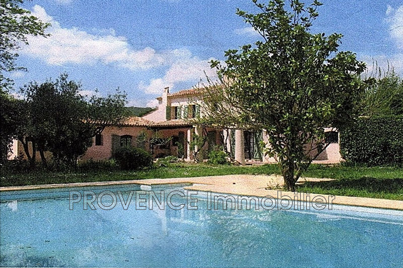 Photo Villa Villecroze Village,   to buy villa  4 bedrooms   174 m²