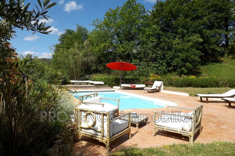 Photo n°1 - Vente Maison villa Salernes 83690 - 374 000 €