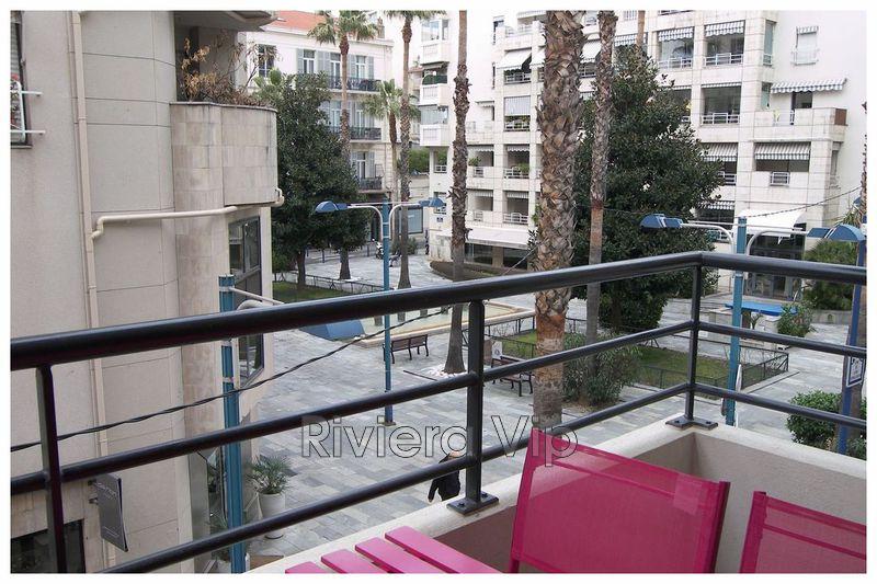 Appartement Cannes  Location saisonnière appartement  2 pièces   48m²