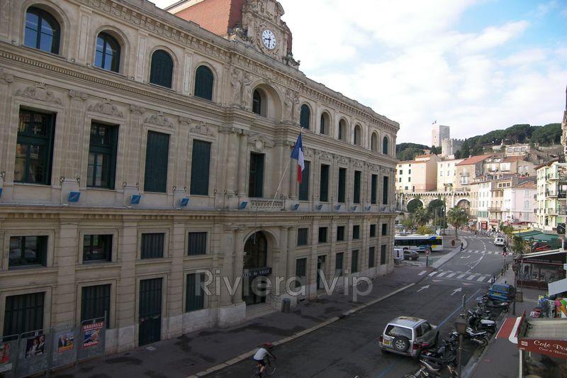 Appartement Cannes Stanislas-suquet-forville,  Location saisonnière appartement  3 pièces   70m²