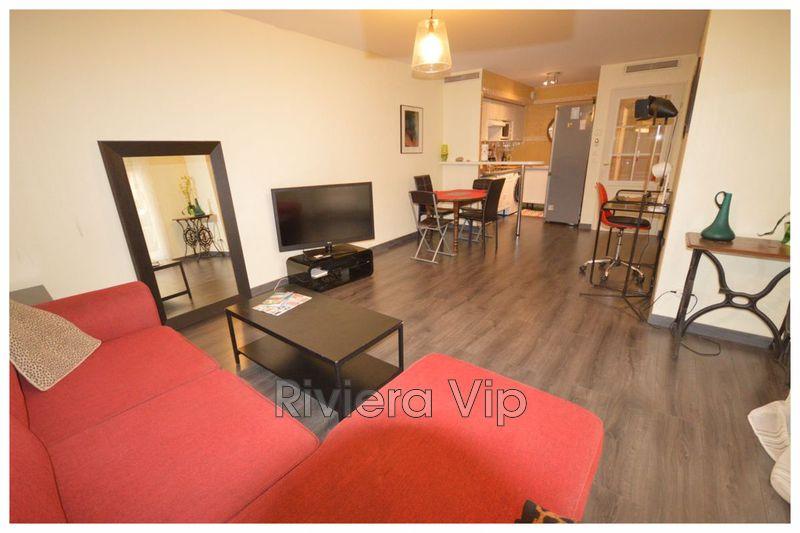 Appartement Cannes Plages du midi,  Location saisonnière appartement  2 pièces   45m²