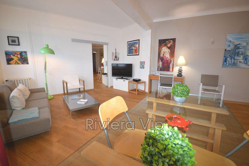 Appartement Cannes Maréchal juin - alexandre iii,  Location saisonnière appartement  3 pièces   70m²