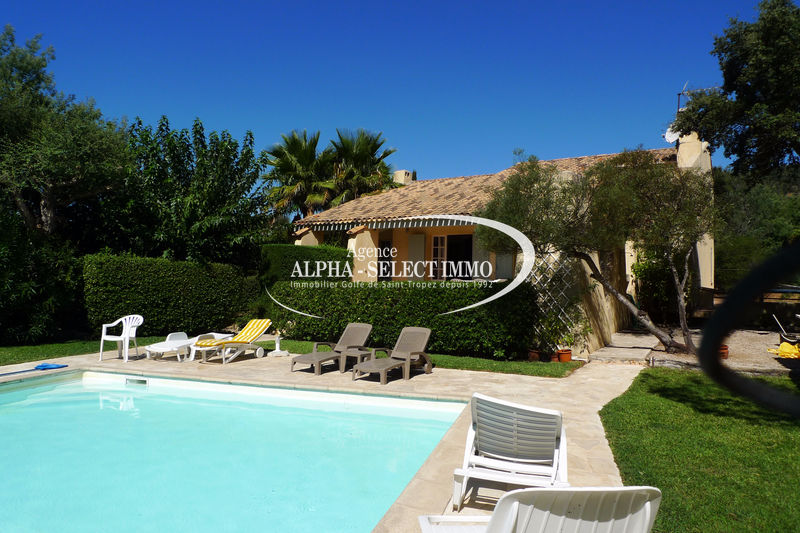 Photo House Grimaud Proche plages,   to buy house  5 bedrooms   150 m²